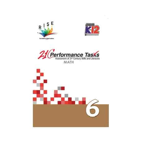 21C Performance Tasks Math 6