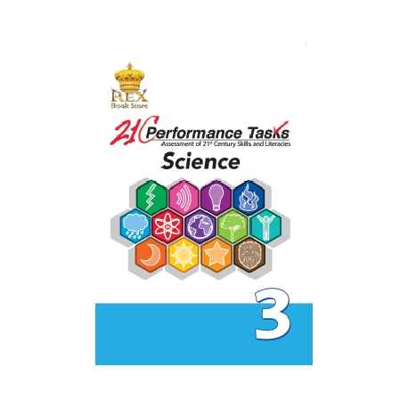 Performance Tasks Science 3