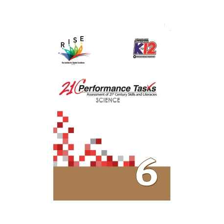 Performance Tasks Science 6
