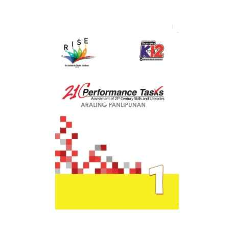 Performance Tasks Araling Panlipunan 1