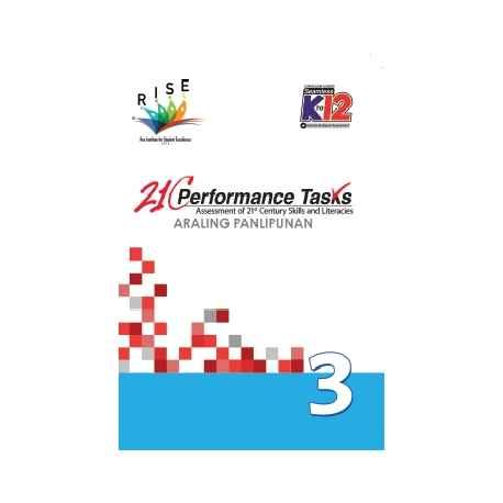 Performance Tasks Araling Panlipunan 3