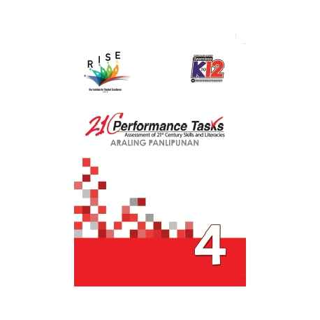 Performance Tasks Araling Panlipunan 4