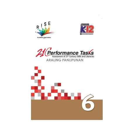 Performance Tasks Araling Panlipunan 6