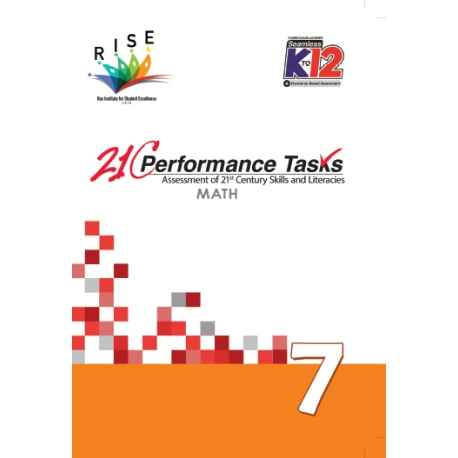 Performance Tasks Math 7