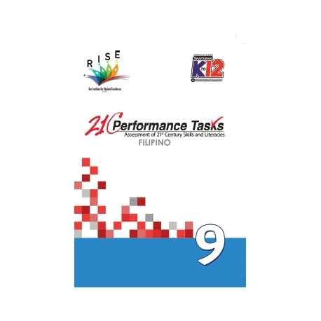 Performance Tasks Filipino 9