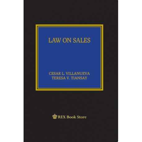 Law on Sales (CLoth Bound)