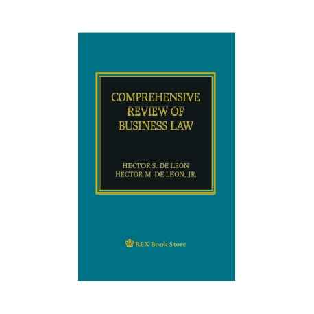 Cmprehensive Review of Business Law (Paper Bound)