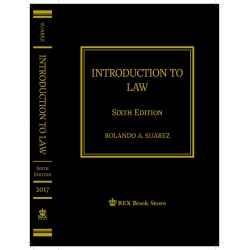 Introduction to Law (Cloth Bound)