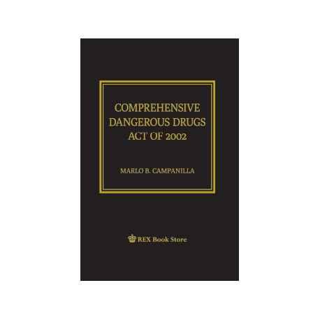 Comprehensive Dangerous Drug (Paper Bound)