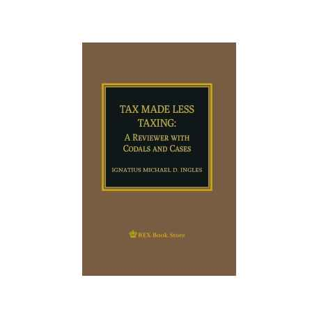 Tax Made Less Taxing