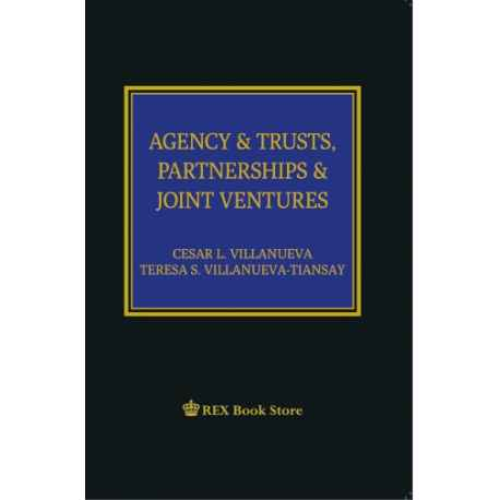Agency & Trusts,Partnerships & Joint Ventures (Cloth Bound)