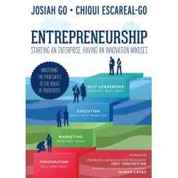 Entrepreneurship by Josiah GO[ e-Book : PDF ]