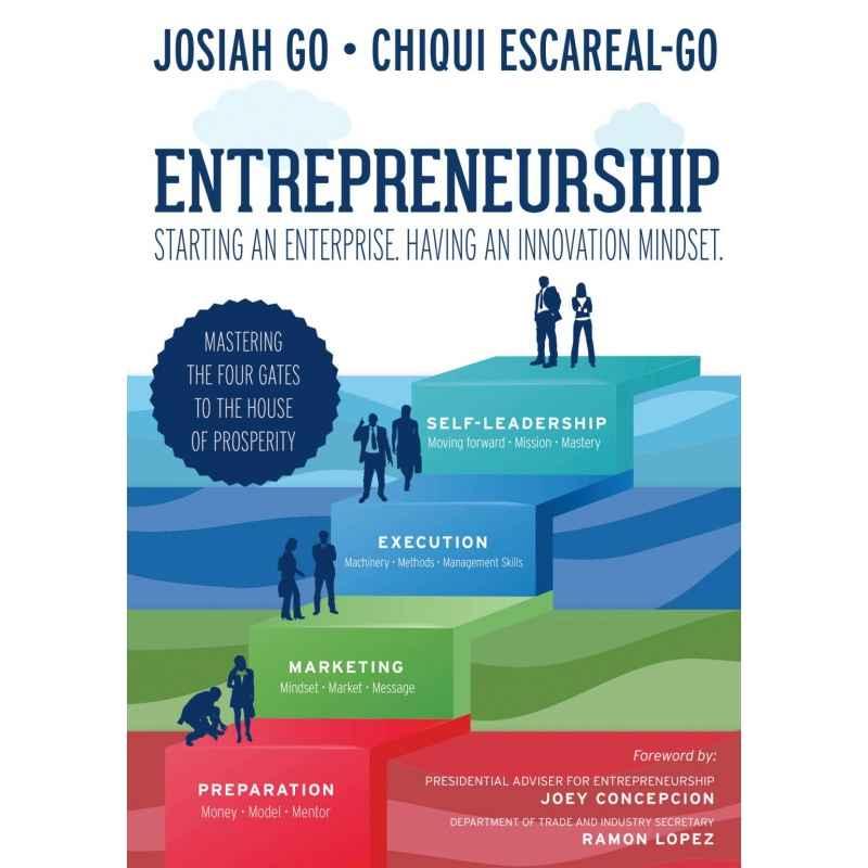 Entrepreneurship by Josiah GO[ e-Book : PDF ] - REX E-Store
