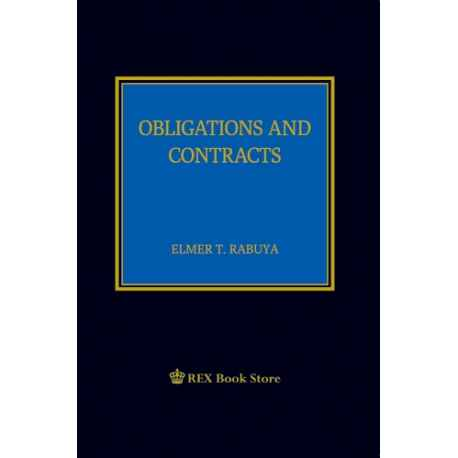 Obligations and Contracts (Cloth Bound)