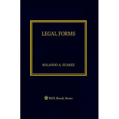 Legal Forms (Cloth Bound)
