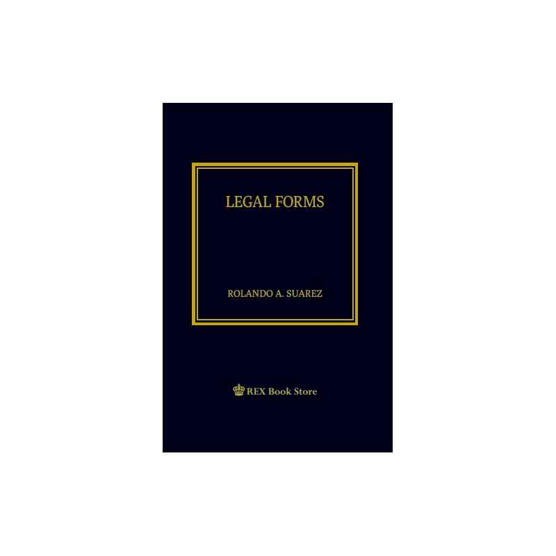 Legal Forms   Law Books   Others   Rex Book Store Inc