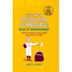 The Law on Dissolution of Marriage (Paper Bound)