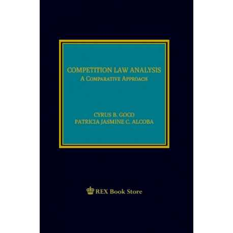 Competition Law Analysis (Cloth Bound)