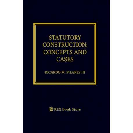 Statutory Construction (Cloth Bound)