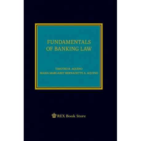 Fundamentals of Banking Law 2019 Edition (Cloth Bound)