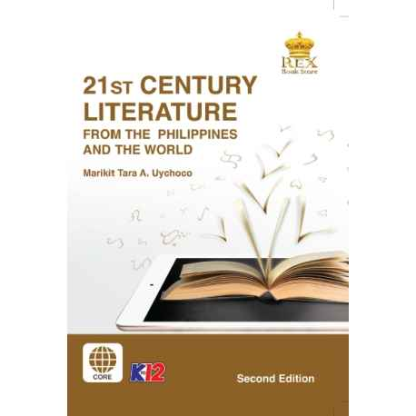 21ST Century Literature from the Phils and the World 2019 Edition
