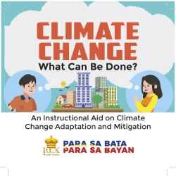 Climate Change: What can be done? (Activity Panel)