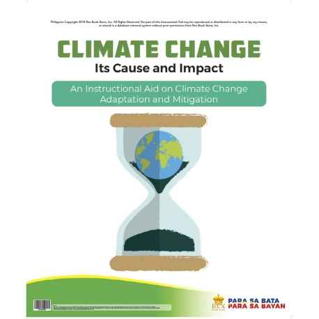 Climate Change: Its cause and impact