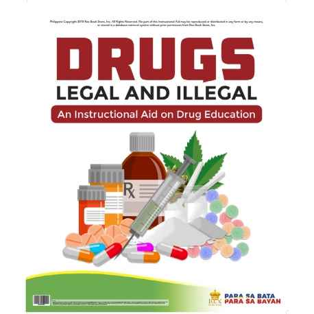 Drugs: legal and illegal (Flip Chart)