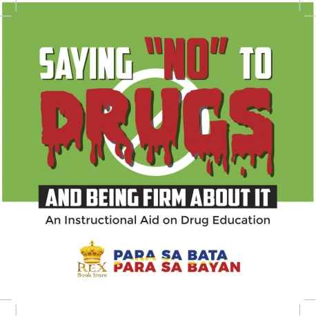 """Saying """"no"""" to drugs and being firm about it (Activity Panel)"""