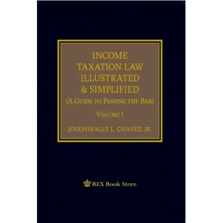 Income Taxation Law 2019 Edition (Cloth Bound)
