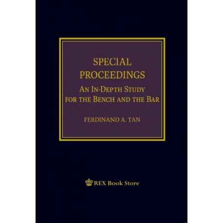 Special Proceedings 2019 Edition (Cloth Bound)