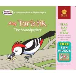 Ang Tariktik The Woodpecker (Small Book)