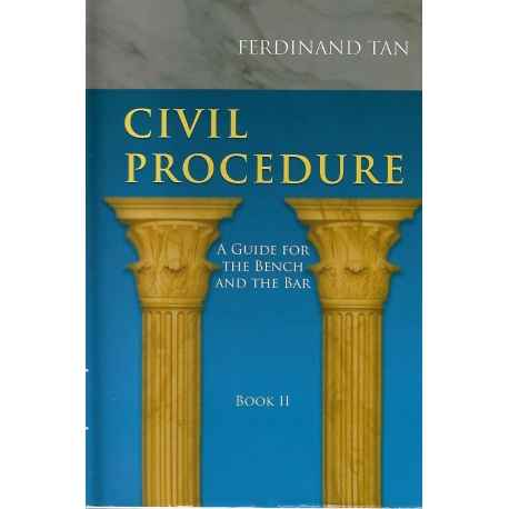 Civil Procedure Book 2 (Cloth Bound)
