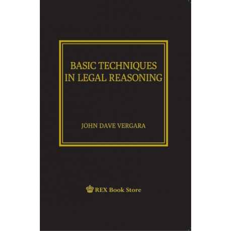 Basic Techniques inLegal Reasoning (2017 Edition) Paper Bound