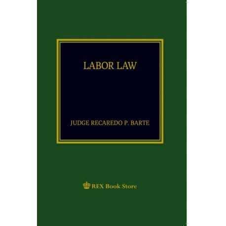 Labor Law (2020 Edition) Cloth Bound