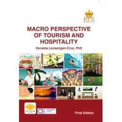 Macro Perspective of Tourism and Hospitality (Paper Bound)