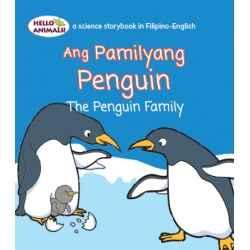 Ang Pamilyang Penguin The Penguin Family (Small Book)