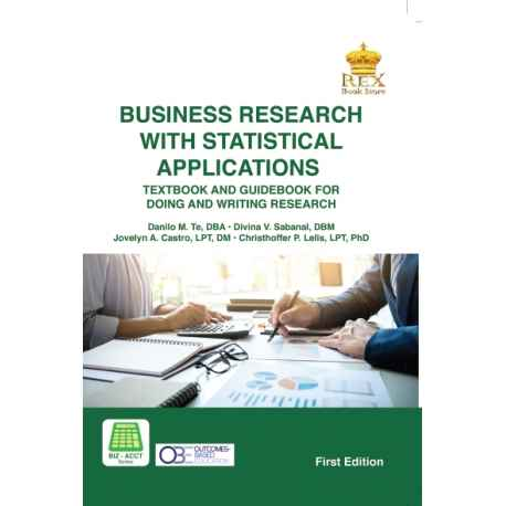 Business Research with Statistical Application (Paper Bound)