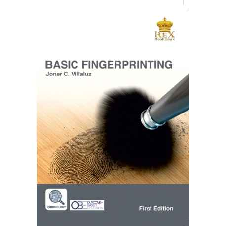 Basic Fingerprinting (First Edition) Paper Bound