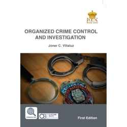 Organized Crime Control and Investigation (First Edition) Paper Bound