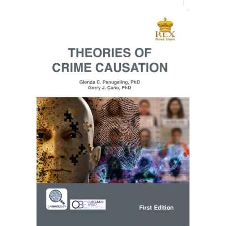 Theories of Crime Causation (First Edition) Paper Bound