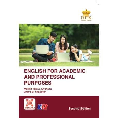 English for Academic and Professional Purposes (Second Eidtion)