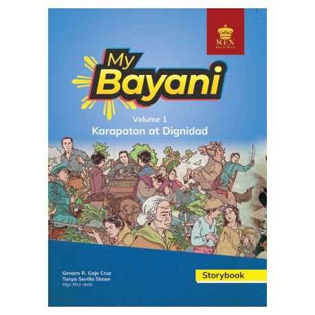 My Bayani Volume 1 (Karapatan at Dignidad)