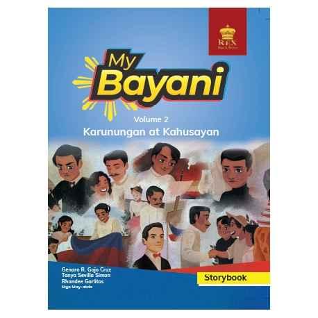 My Bayani Volume 2 (Karunungan at Kahusayan) Storybook