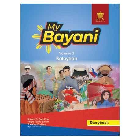 My Bayani Volume 3 (Kalayaan) Storybooks