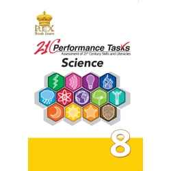 21C Performance Task Science 8