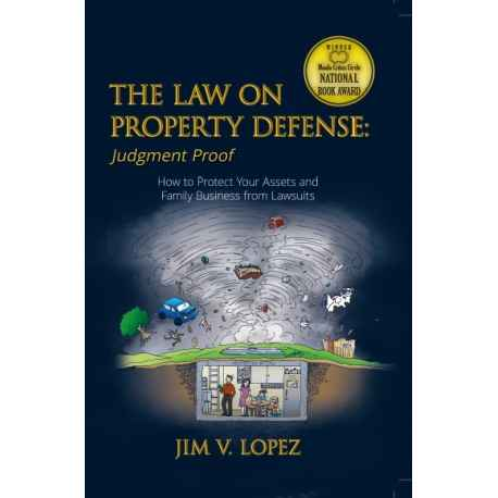 Law on Property Defense: Judgment Proof (2019 Edition) Paper Bound