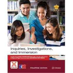 Inquiries, Investigations and Immersion (2020 Edition)