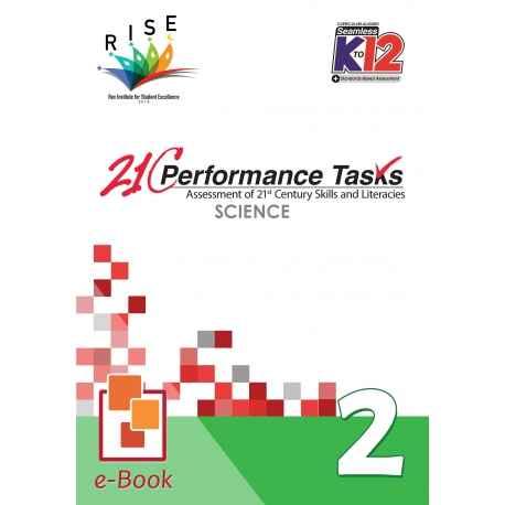 21C Performance Tasks Science 2 [ e-Book : ePub ]