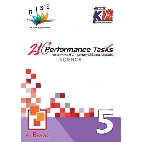 21C Performance Tasks Science 5 [ e-Book : PDF ]
